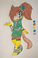 Emerald The Kitty Cat by bellablossomyoutube