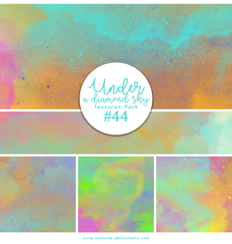 Textures pack #44 - Under a diamond sky by lune-blanche