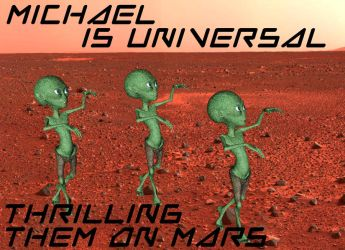 Michael Is Universal (Video) by SmoovArt