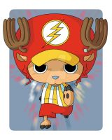 Chopper the Fastest Reindeer Alive by MacyDo