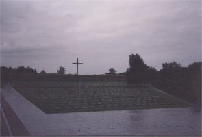Graves in Theresienstadt by FDQ