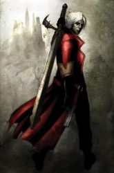 Even the Devil May Cry II by ScabbedAngel