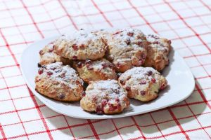 Redcurrant Scones 1 by Freacore