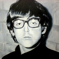 Paul with glasses