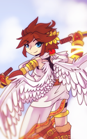 [Kid Icarus: Uprising] Taking Flight !! by Always-Love-Yourself