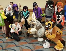 Steel City Con Group by Yamishizen