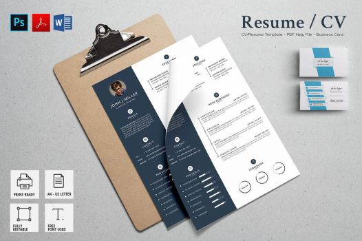 Resume by khaledzz9