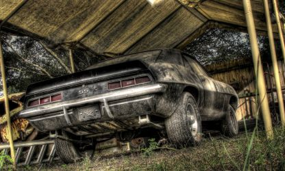 Project Car by DaytonaBlue64Impala