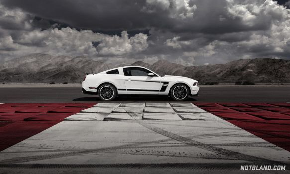 Mustang Boss 302 IV by notbland