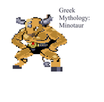 Greek Mythology: Minotaur by go6stfu