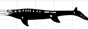 A strangely obscure mosasaur by ijreid