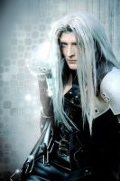 Sephiroth - FF Advent Children by Etienne-Magique