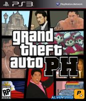 Grand Theft Auto PH by TheALVINtaker