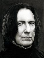 Severus Snape by Stanbos