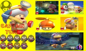 Captain Toad Super Smash Bros. Moveset by Hyrule64
