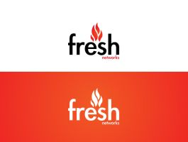 Fresh Networks Logo by timelikeit