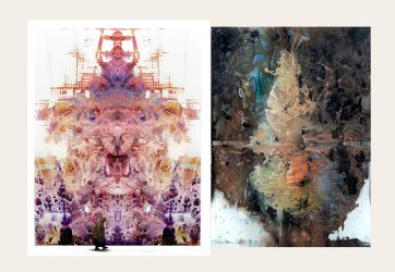 Circus Bears ~ Two Studies for DA by richardcgreen