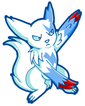 Day 1 Normal Type by FoxMew4044