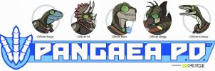 Pangaea PD Officers by stourangeau