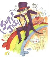'Welcome to Superjail' by ChocolateLlama