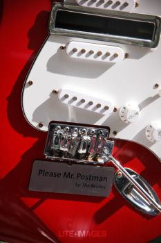 Red Rock Guitar by chainliteproductions