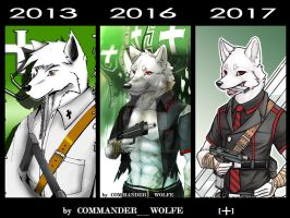 evolution1 by COMMANDER--WOLFE