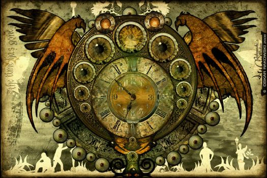 Time. by Attave