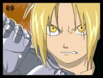 The Fullmetal Alchemist by l3xxybaby