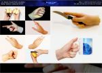 10 FREE PAINTED HANDS - PACK 11 by ERA-7
