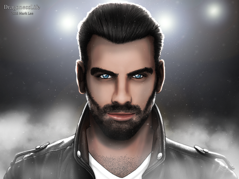 Nyle DiMarco by DragonessLife