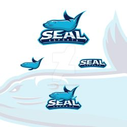 Seal esport by adipeDesign