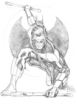 06292014 Nightwing by guinnessyde