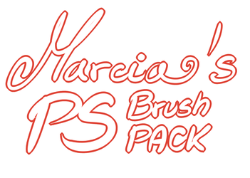 My PS brushes by m-arci-a