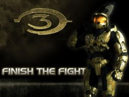 Halo 3 by Momillo