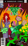 Agent Oni Issue #21 by J-money117