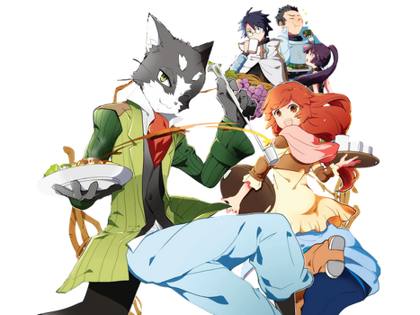 Log Horizon PNG by AwesomePopularGirl