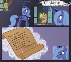A Letter by feather-chan