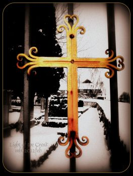Light of the Cross by MagicBlanche