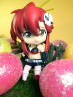 Easter With Yoko by Gairon