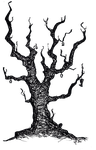 Tree of dead hopes png by SCHIZOPHRENIC-ALICE