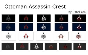Ottoman Assassin Crest (Preview) by TheHaso