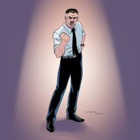 J. Jonah Jameson by arunion