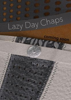 Lazy Day Chaps Detail by Poses17