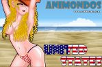 Animondos' Bikini Contest: United States by Dougieus