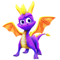 Spyro the Dragon by JaysonJeanChannel
