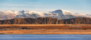 The layers of Iceland by LinsenSchuss