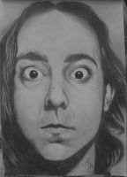 Daron Malakian from System Of A Down by marrrysia1811