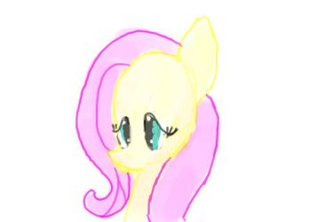 Fluttershy by Sonicxg
