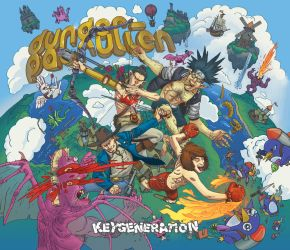 Dunderpatrullen - Keygeneration by Creative-Games