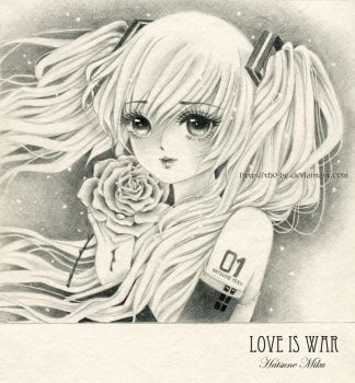 Love is war by tho-be